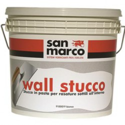 Wall stucco