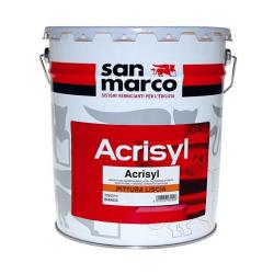 Acrisyl Pittura Liscia
