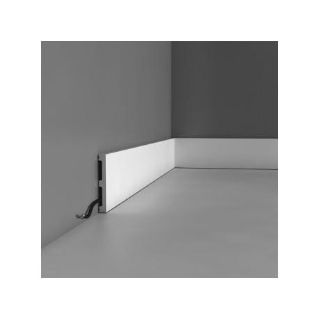 Podlahová lišta DX163-2300