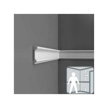Podlahová lišta DX121-2300